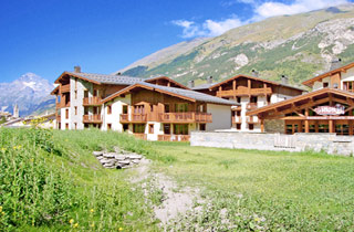 photo Résidence Les Balcons de Val Cenis Village
