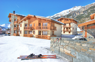 Location ski val cenis travelski for Piscine lanslevillard