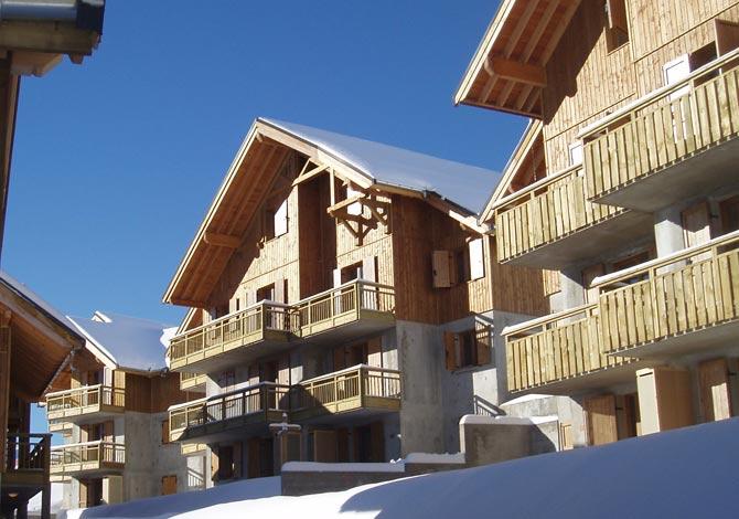 Location R U00e9sidence Le Hameau Des Aiguilles 3   Location Vacances Albiez Montrond