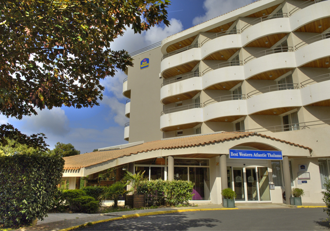 location h 244 tel best western atlantic thalasso location vacances jean de monts