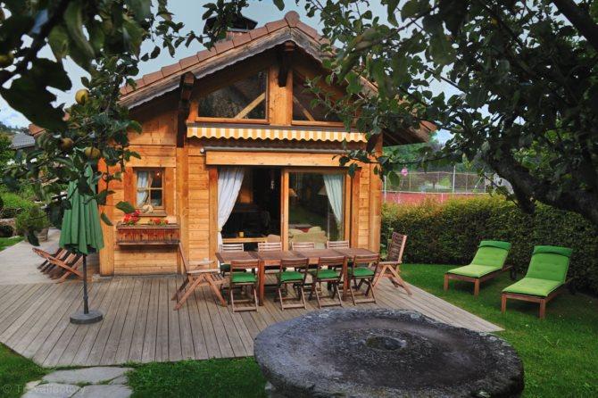 location chalet la chouette location vacances saint gervais. Black Bedroom Furniture Sets. Home Design Ideas