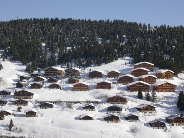 location chalet ski les saisies