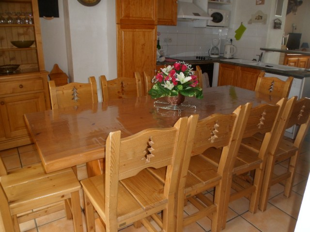Chalet - Appartement Les Alpages LP ALP 28 C