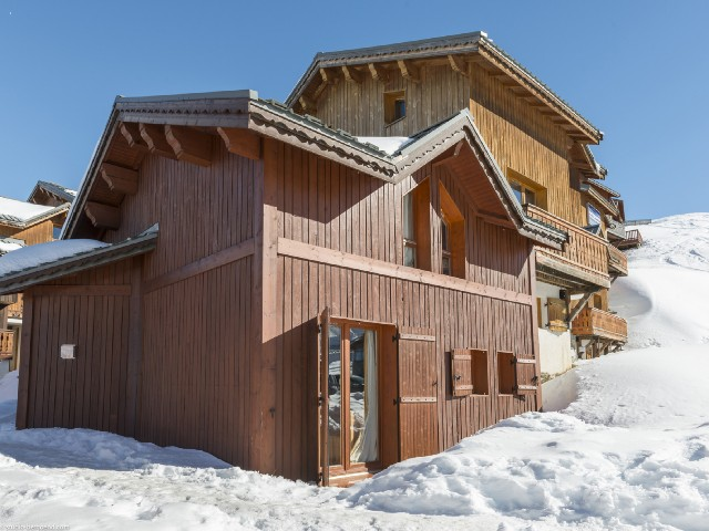 Chalet - Appartement Les Alpages LP ALP 3 C