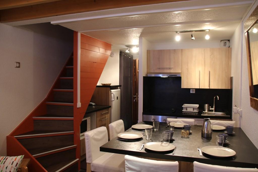 Appartement Silveralp SI 330 - Hebergement + Forfait remontee mecanique