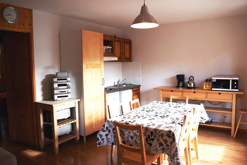 Appartement Les Ecourts ECO-TRA-C102