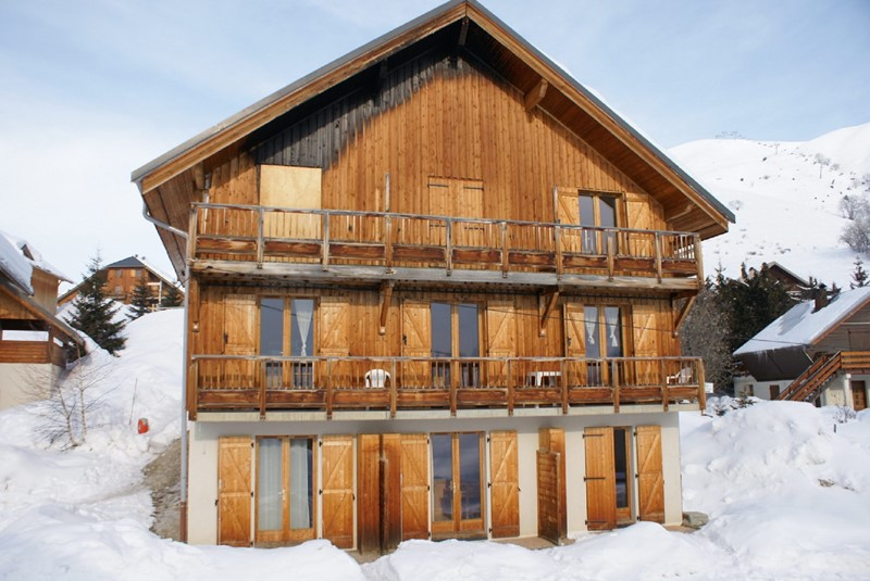 Appartement Les Marmottes MAR-BER-9B - Hebergement + Forfait remontee mecanique