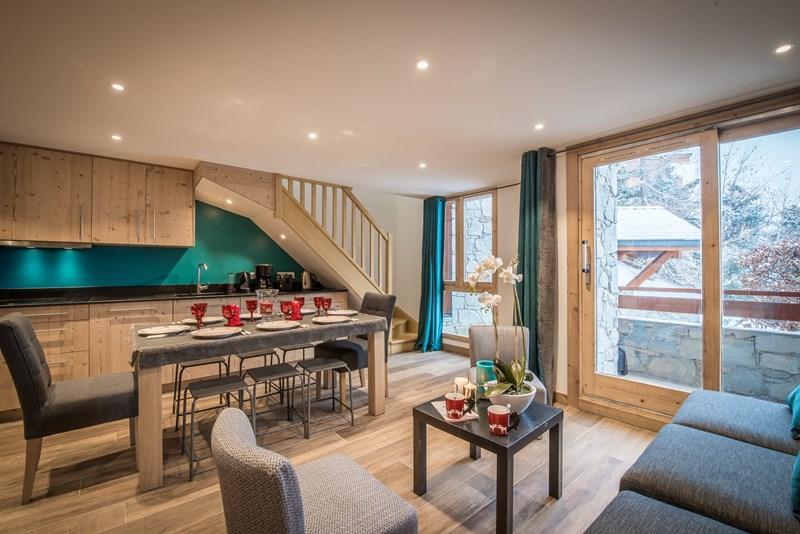 Appartements Hauts De Chantemouch 215 - Hebergement + Forfait + Materiel de ski