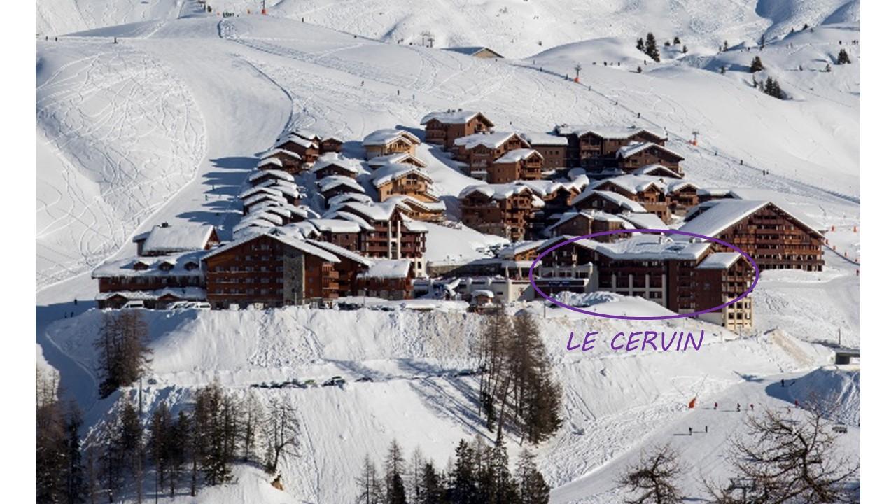 Résidence Le Cervin