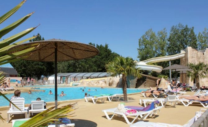 Camping Domaine d'Inly ****