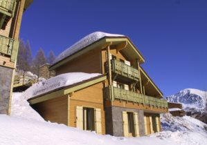 location appart Isola 2000 Les Chalets