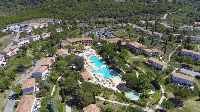 Location villages pierre vacances le rouret en ard che 3 for Club vacances ardeche avec piscine