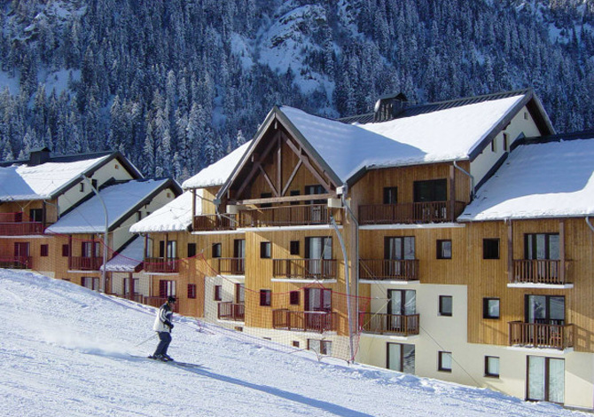 location chalet ski valfrejus