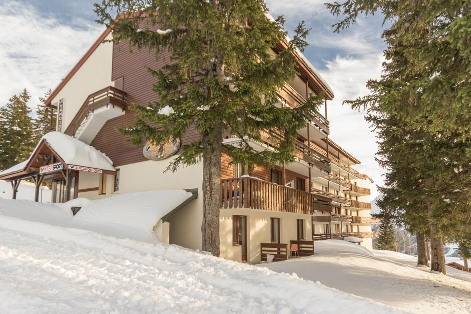 Ski & Soleil - Appartements La Vanoise