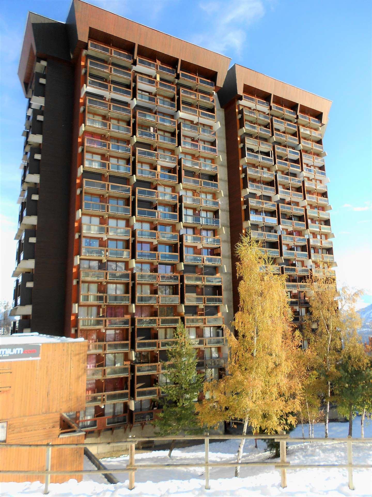 Ski & soleil - Appartements 5 et 6 personnes Phenix