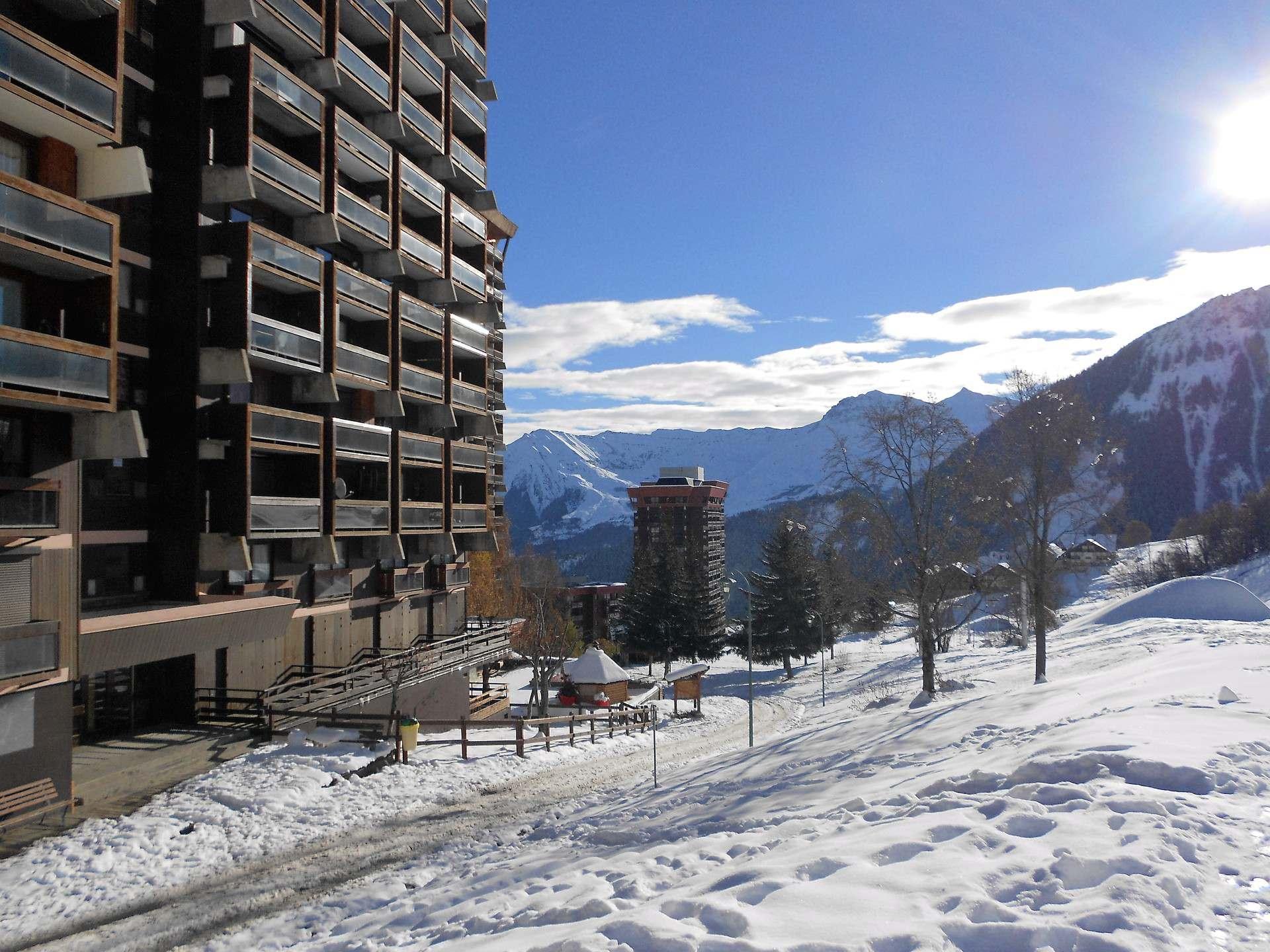 Ski & Soleil - Appartements Vostok