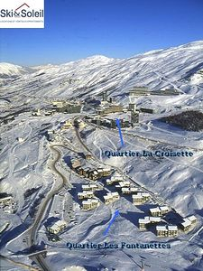 Appartement de particulier - Ski & Soleil - Appartements Aster B3