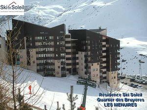 Appartement de particulier - Ski & Soleil - Résidence Ski Soleil II