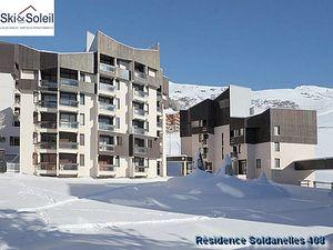 Ski & Soleil - Appartements Soldanelles A
