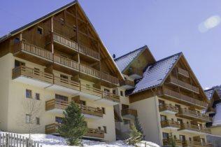 Résidence de Tourisme - Résidence Goelia Les Chalets de Valoria 3*
