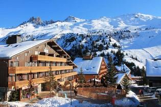 Hotel Le Mottaret 3*