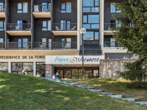 photo Résidence Pierre et Vacances La Forêt