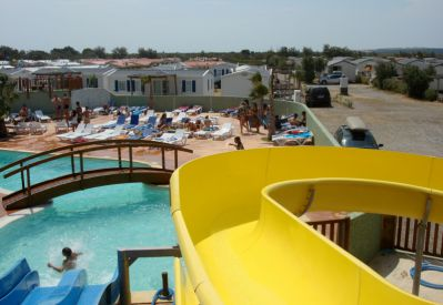 Camping Cottage Village aux Hamacs   3*