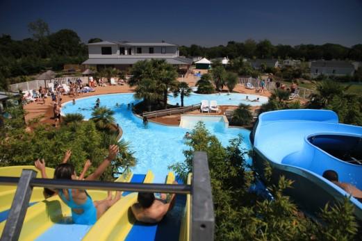 Vacances : Camping Les Alizés ***