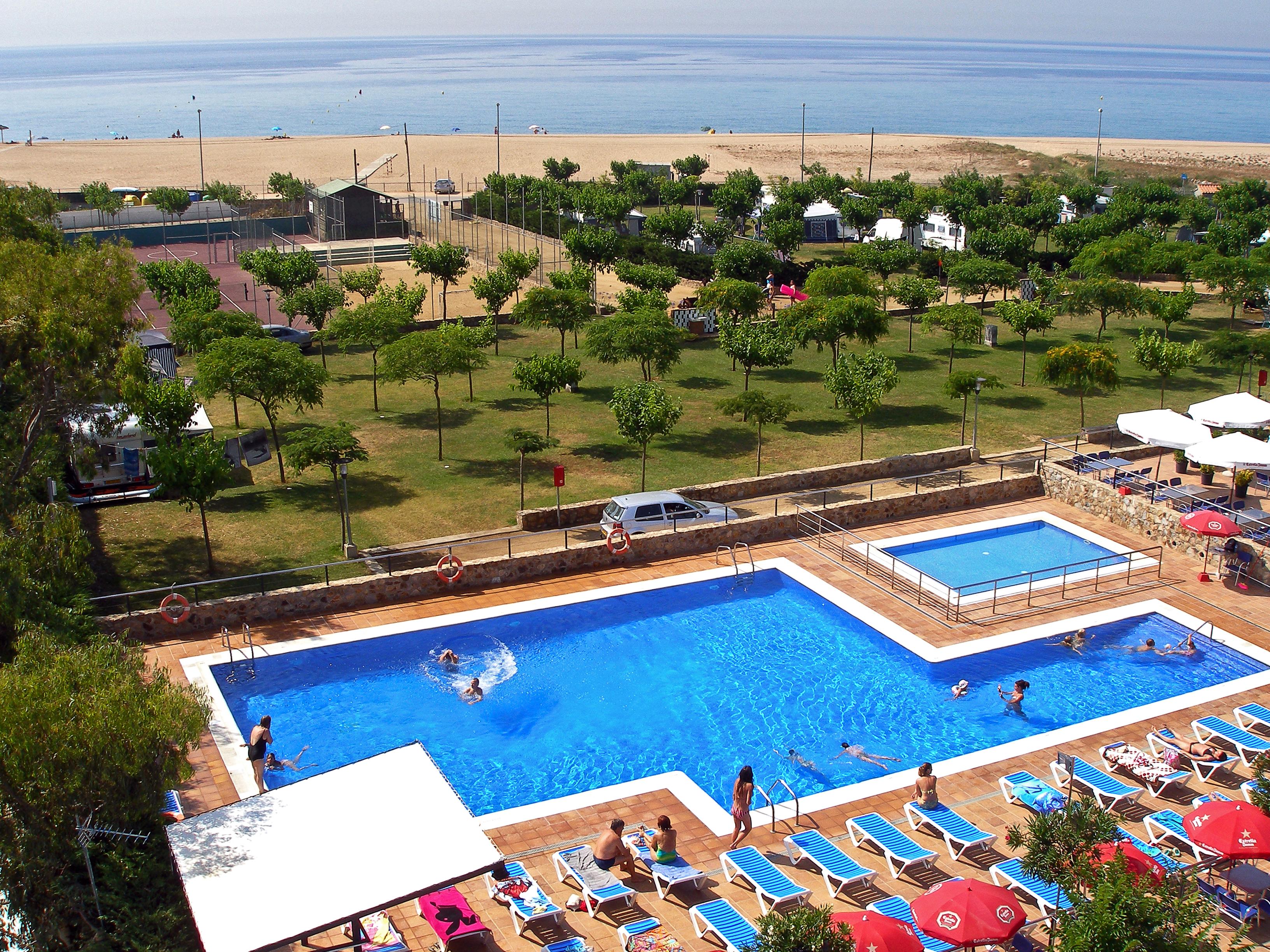 Vacances : Camping Del Mar