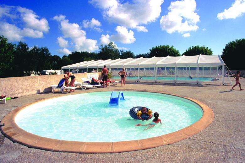 Photo Camping La Clé Des Champs ****