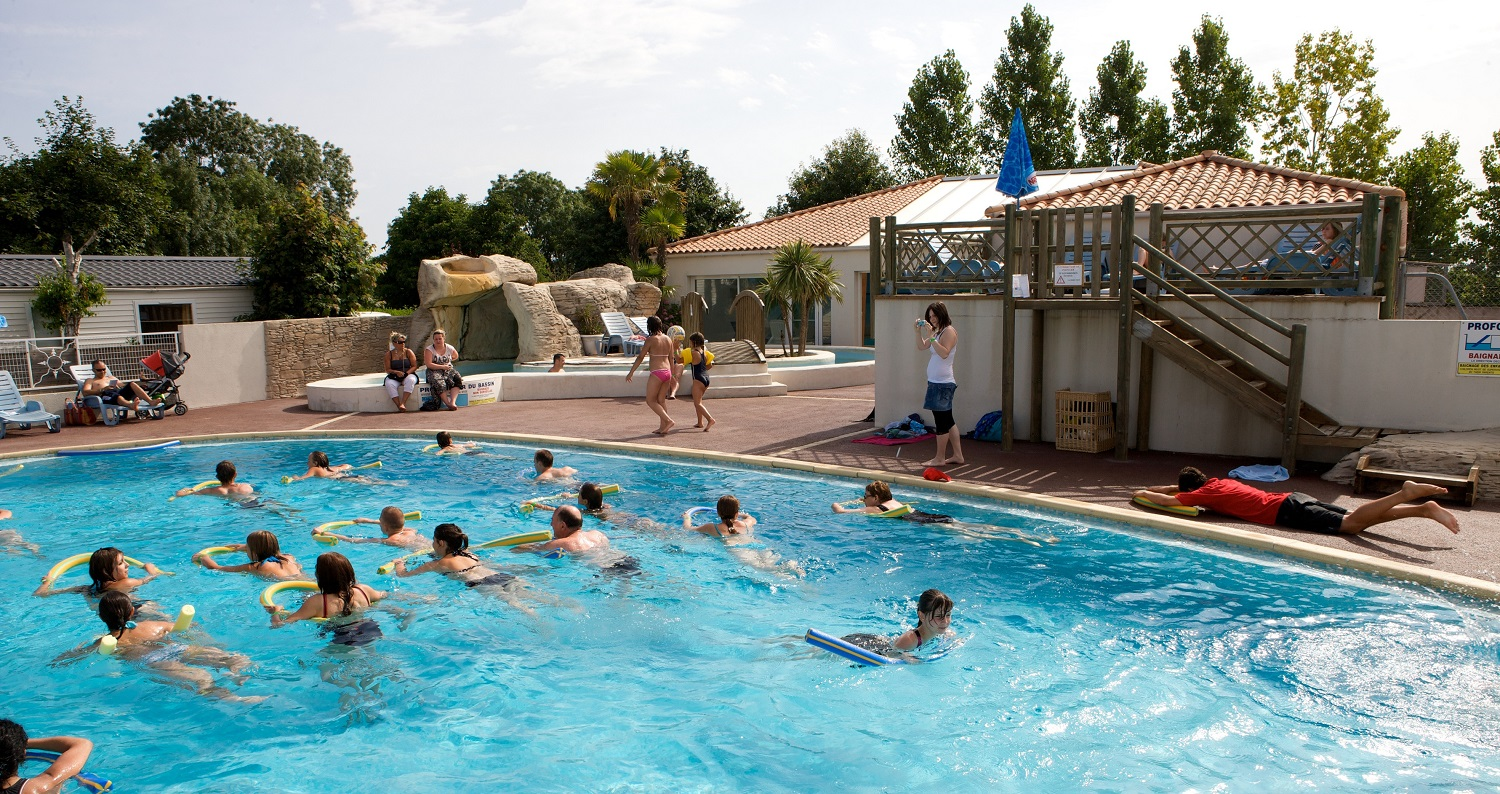 Photo Camping La Grand'Métairie ****