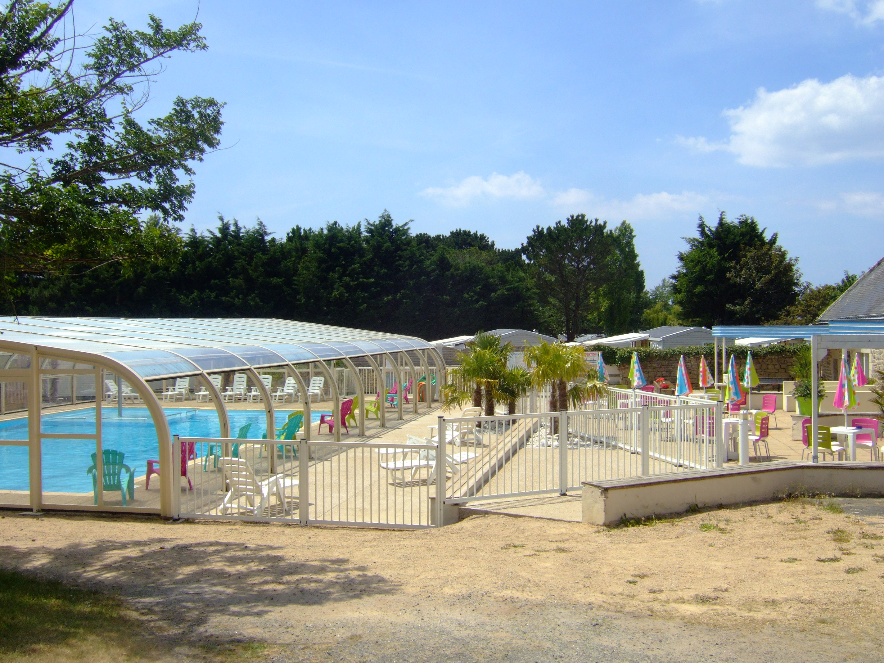 Vacances : Camping Belle Plage ***