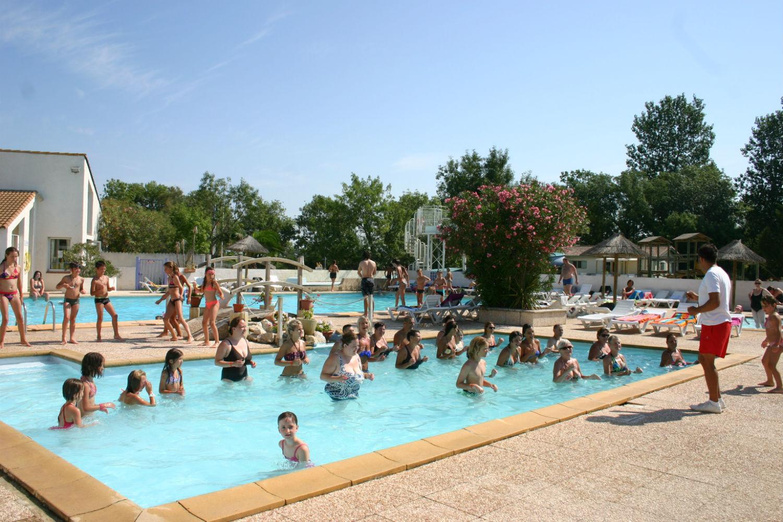 Camping avec piscine provence c te d 39 azur for Camping a frejus avec piscine