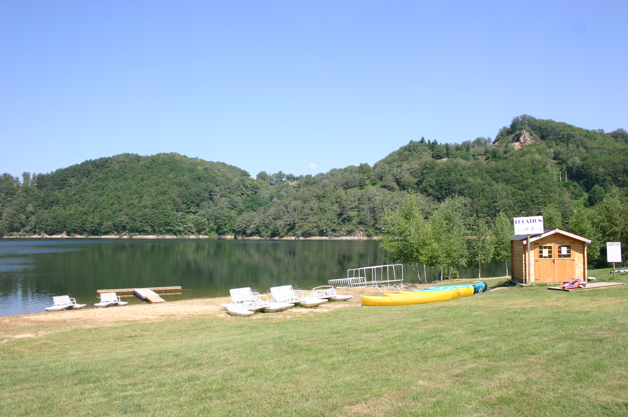 Camping Les Tours  4*