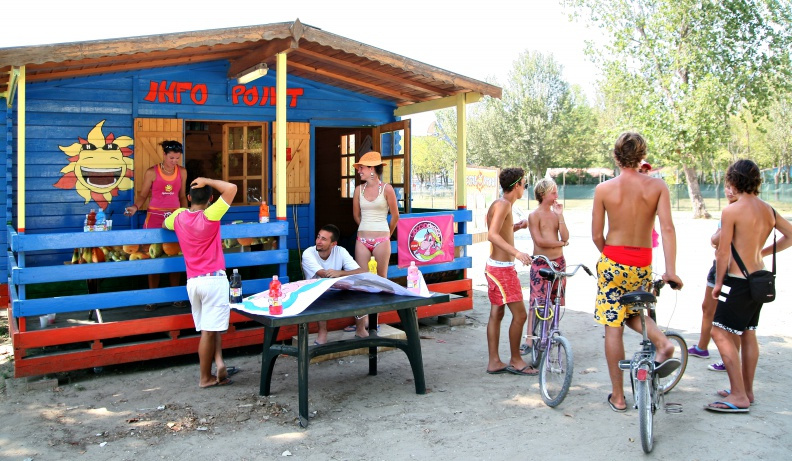Camping Pineta sul Mar 2*