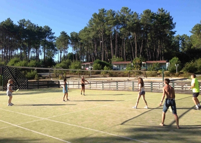 Camping Domaine des Grands Pins  4*