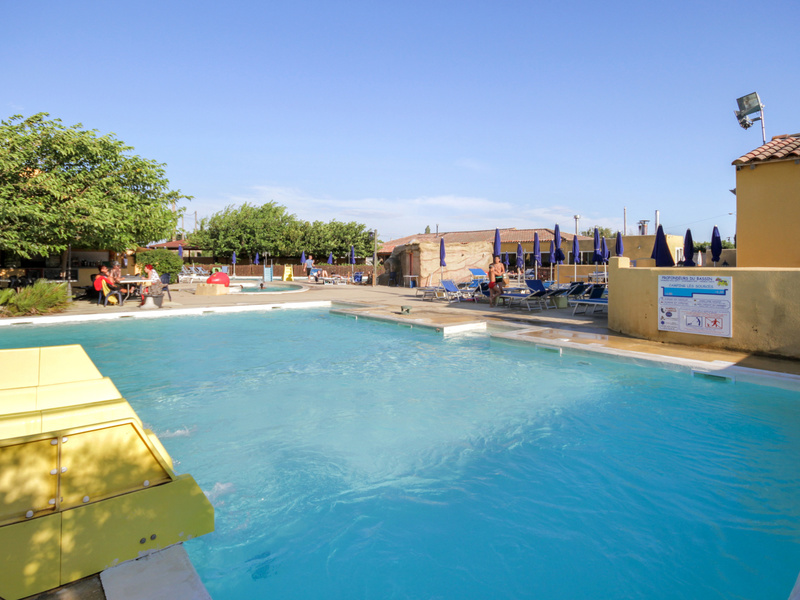 Camping Les Sources 5*