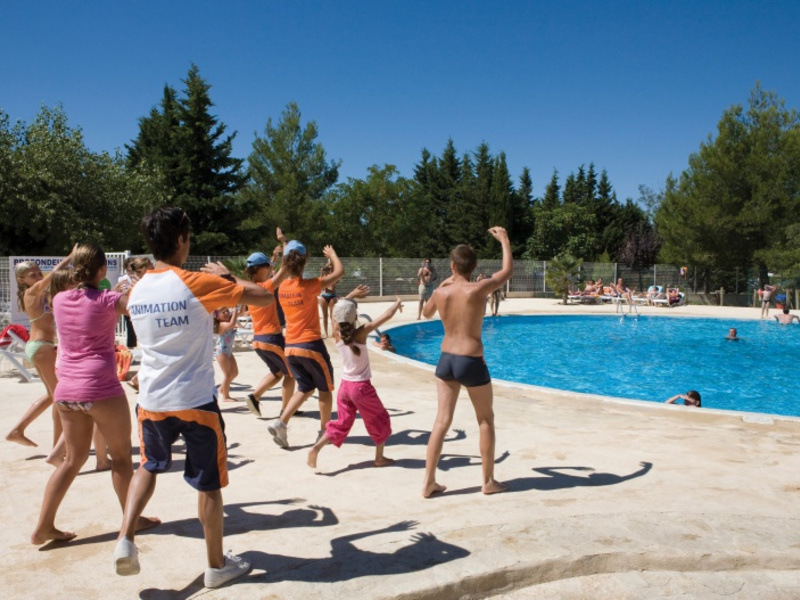 Camping Domaine des Iscles 4*