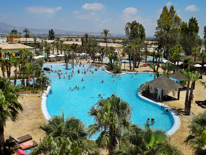 Camping Marjal Costa Blanca Eco Resort 4*