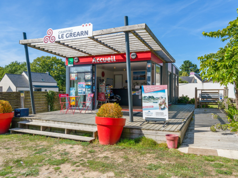 Camping Le Grearn 3*