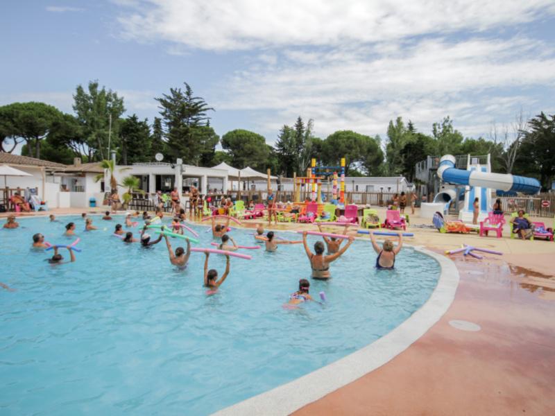 Camping Maiana Resort 4 A La Grande Motte