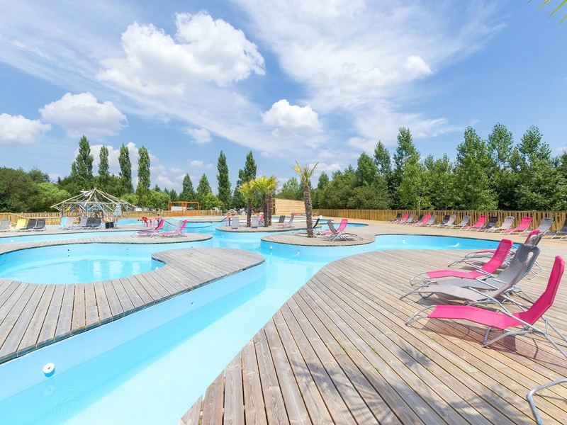 Camping La Fresnerie 4*