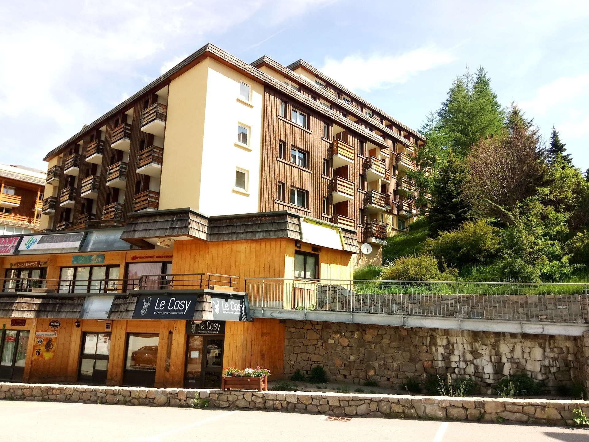 Appartements Rond Point Des Pistes
