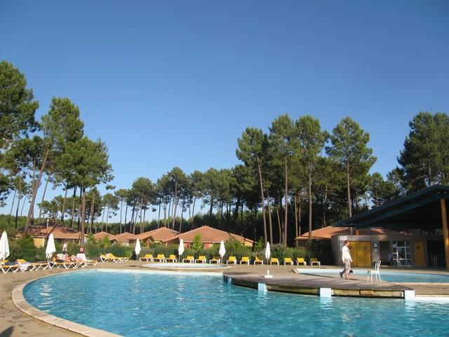 Location village le lac marin location vacances soustons for Camping vieux boucau avec piscine