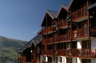 Location r sidence odalys les balcons du soleil location - Office du tourisme st francois longchamp ...