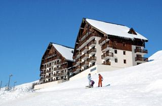 Résidence de Tourisme - Résidence Odalys Les Balcons du Soleil