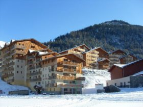 Appartements des Chalets d'Arrondaz