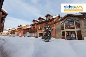 Skissim Select - Residence les Chalets du Jardin Alpin - Hebergement + Forfait r
