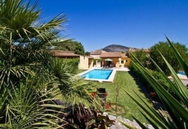 Vacances : Villa in Pollença Mallorca 101599