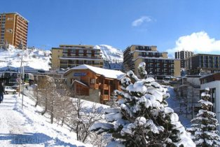 Appartements le Rond Point des Pistes